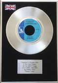 "CANNED HEAT - 7"" Platinum Disc - LET'S WORK TOGETHER"